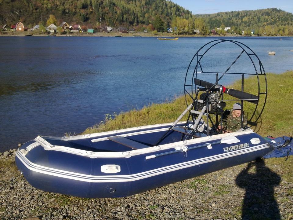 Аэромоторы для лодок пвх