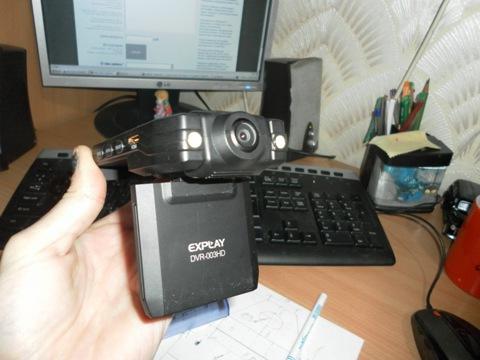 Видеорегистратор Explay DVR-