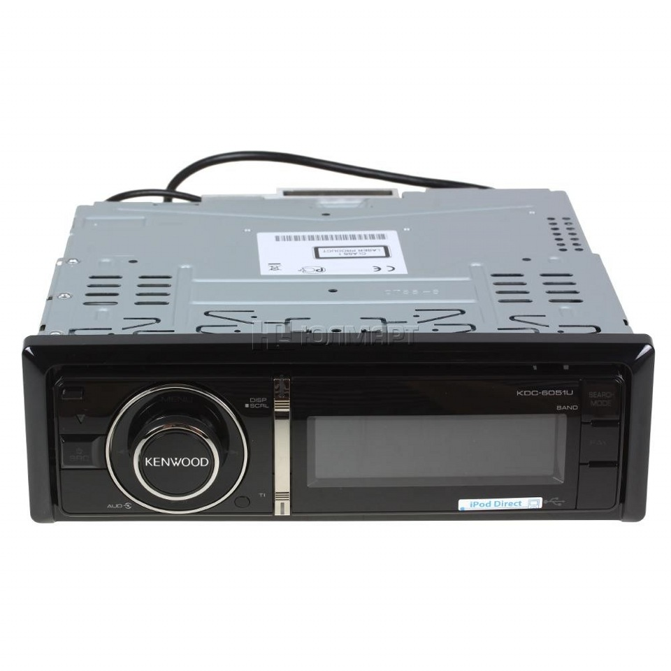 автомагнитола KENWOOD KDC-6051U MP3, USB.