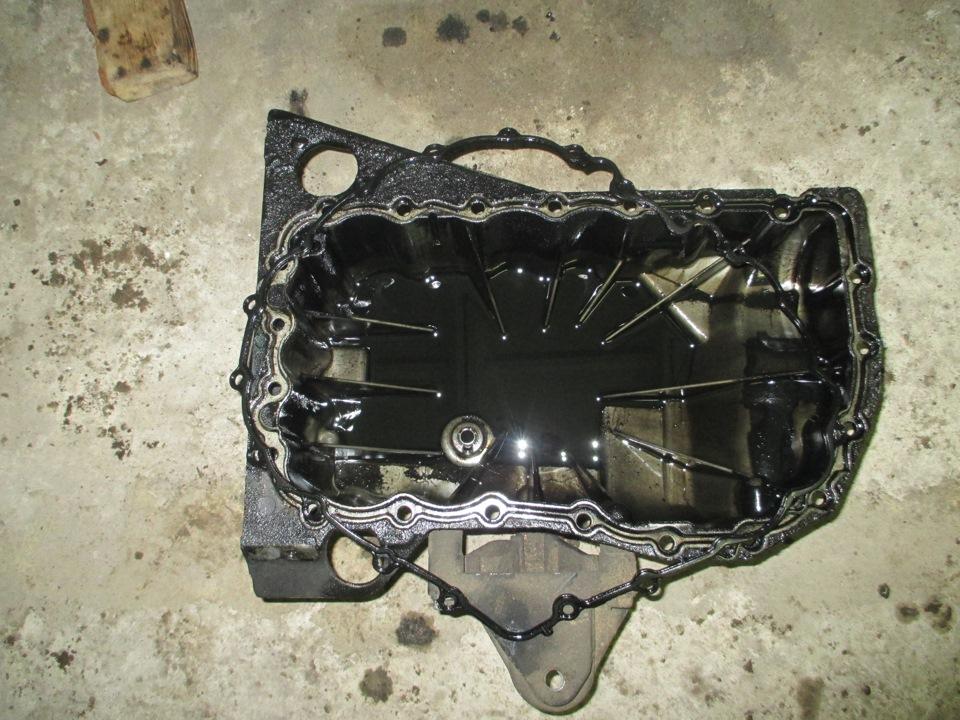 Как снять поддон двигателя рено дастер