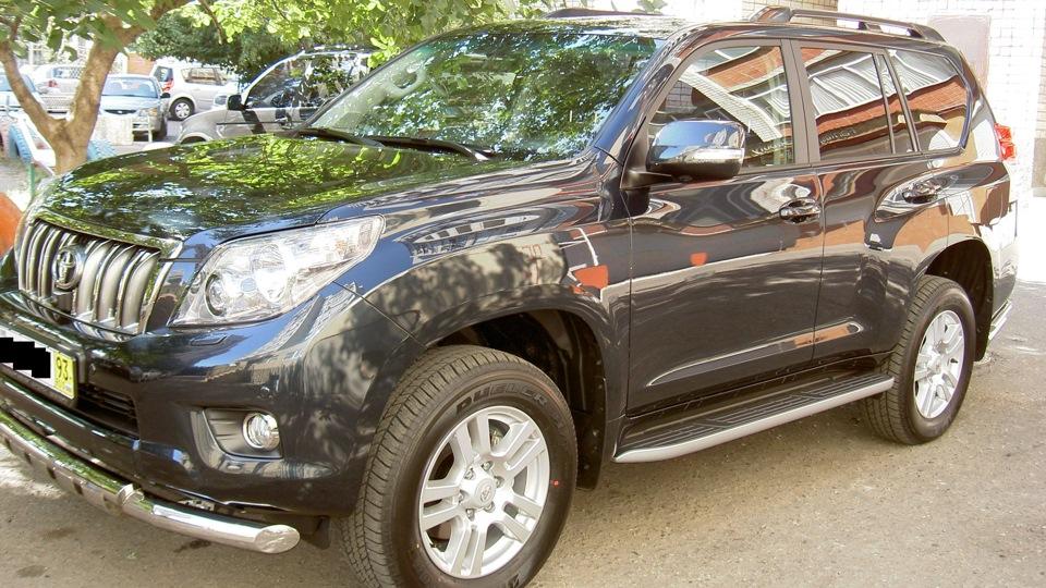 2010 Land Cruiser Prado Problems