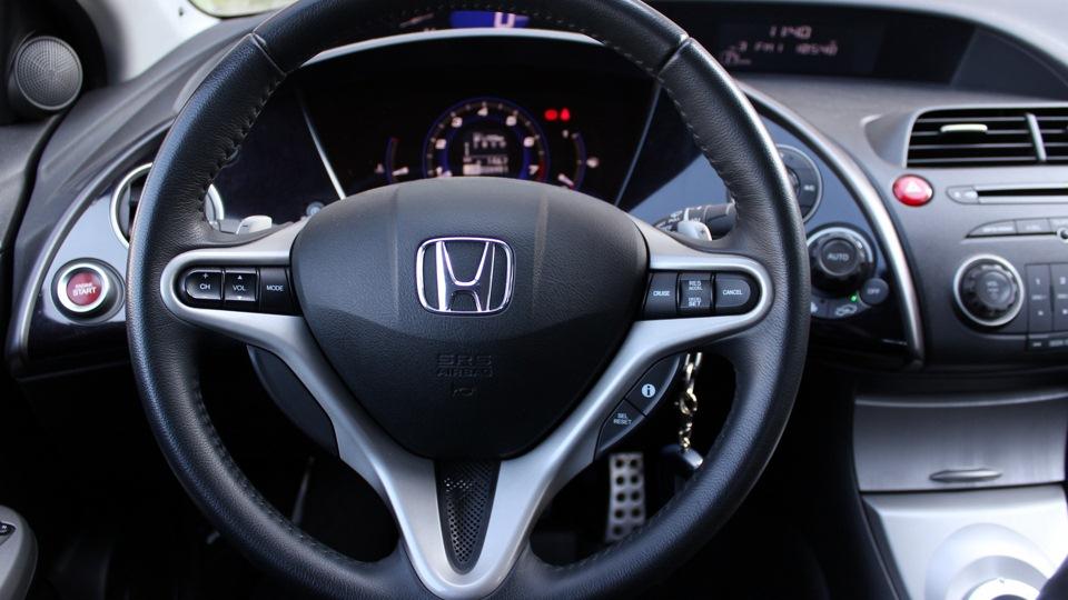 Хонда цивик 5d фото