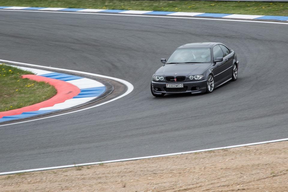 BMW E46 330 bmwcup