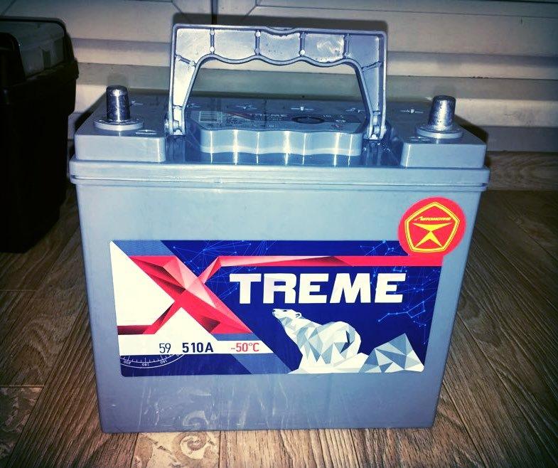 аккумулятор для toyota ipsum