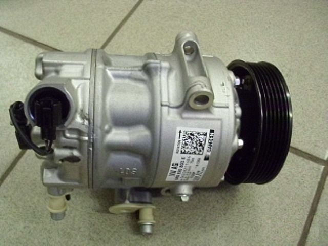 ремонт компрессора для автокондиционеров skoda