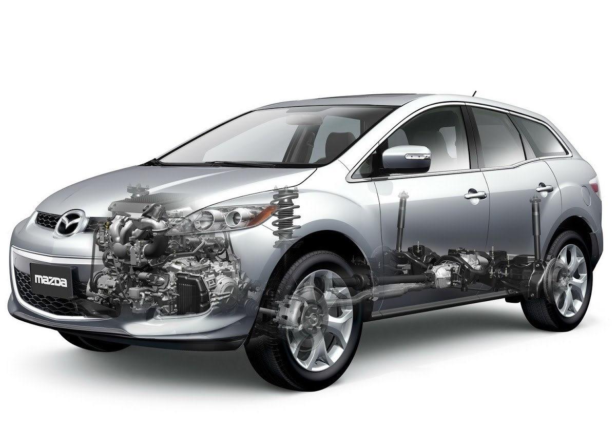 Поради щодо вибору запчастин для автомобілів Mazda
