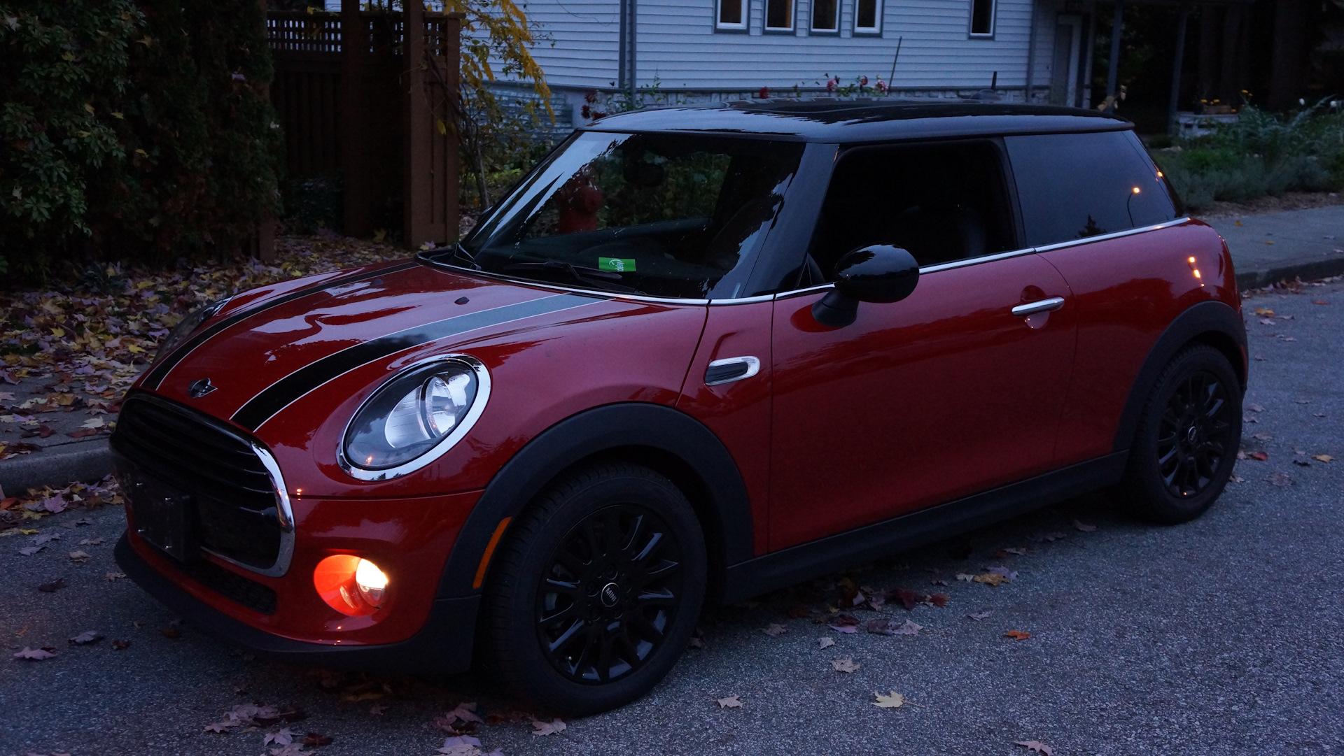 Mini Cooper Re Visit Drive2