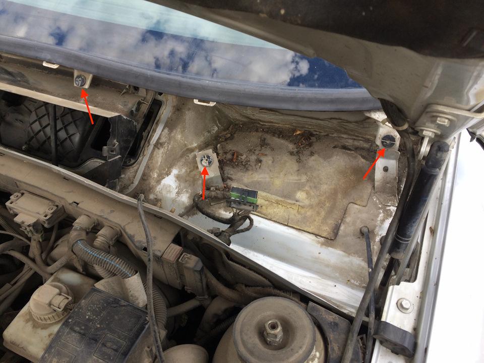 Восстановление резистора печки вентилятора опель вектра б