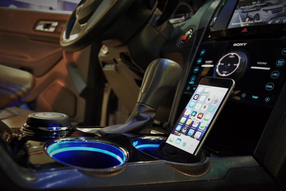 телефон не проигрывает музыку через машину