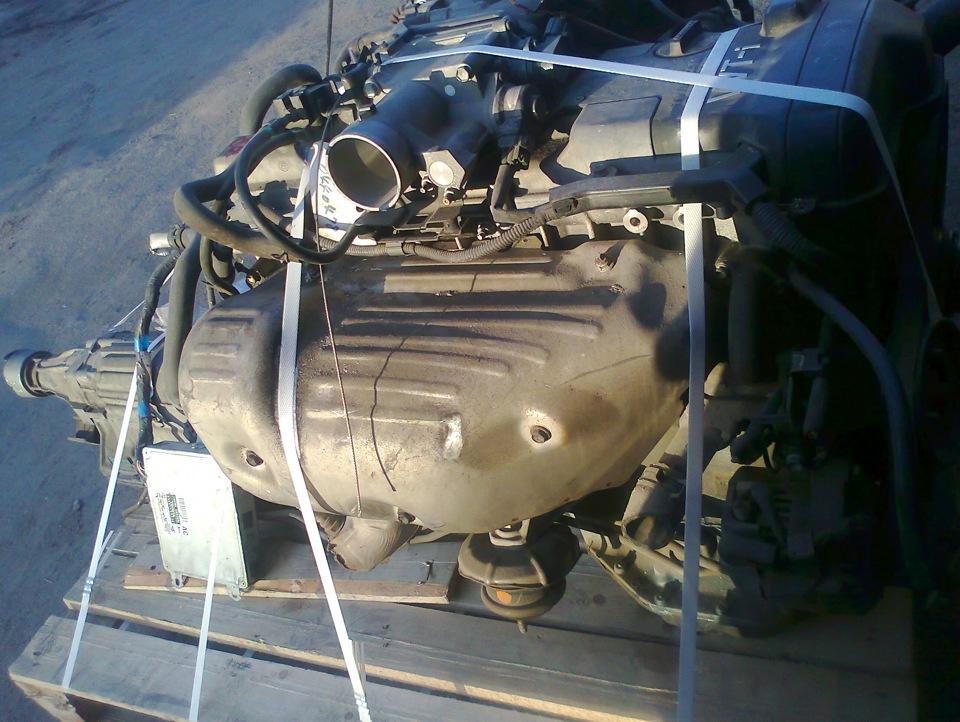 mazda rx-8 замена двигателя
