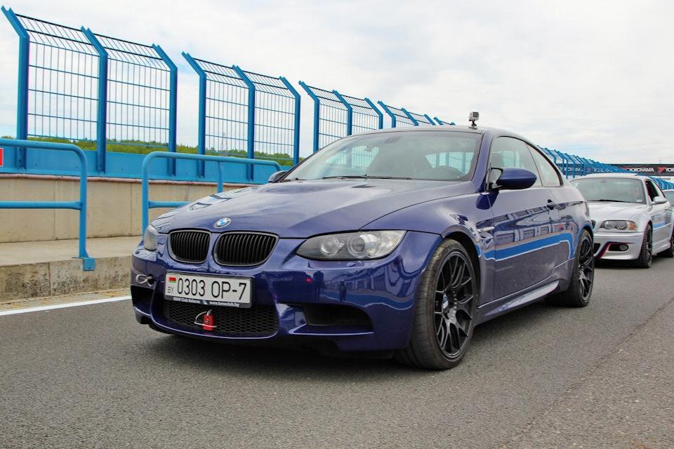 BMW E92 M3 bmwcup