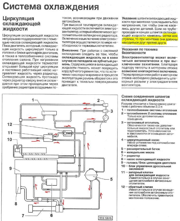 Система отопления транспортер т5 т 403 транспортер