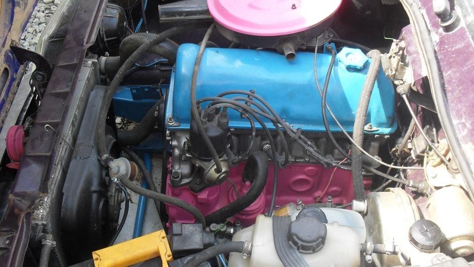 ИЖ 2126 Гонка 16 valve