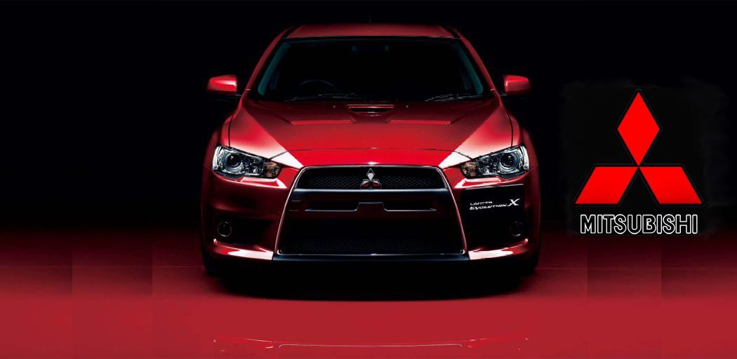 Обои Mitsubishi логотип картинки  Обои для рабочего