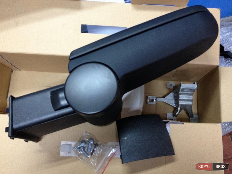 Подлокотник для volkswagen polo new ( седан) оригинальный — drive2 ID410