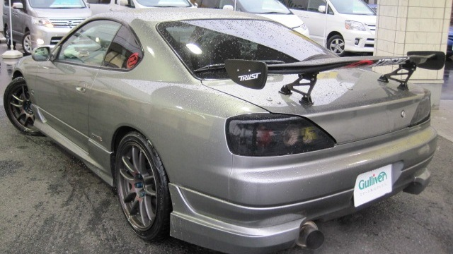 Nissan Silvia левый руль 450сил ПРОДАМ Drive2