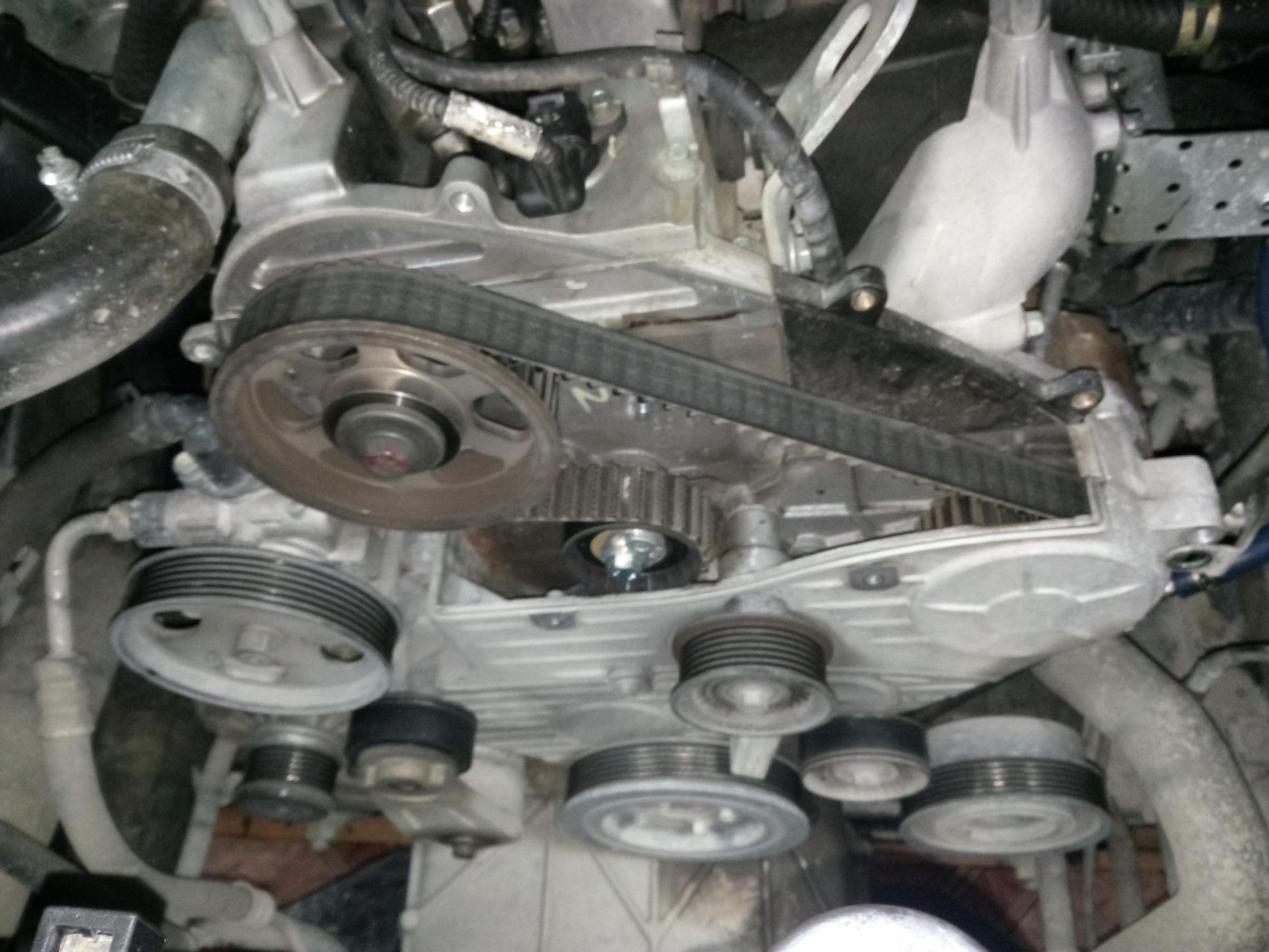 Схема грм дизельного двигателя фото 652