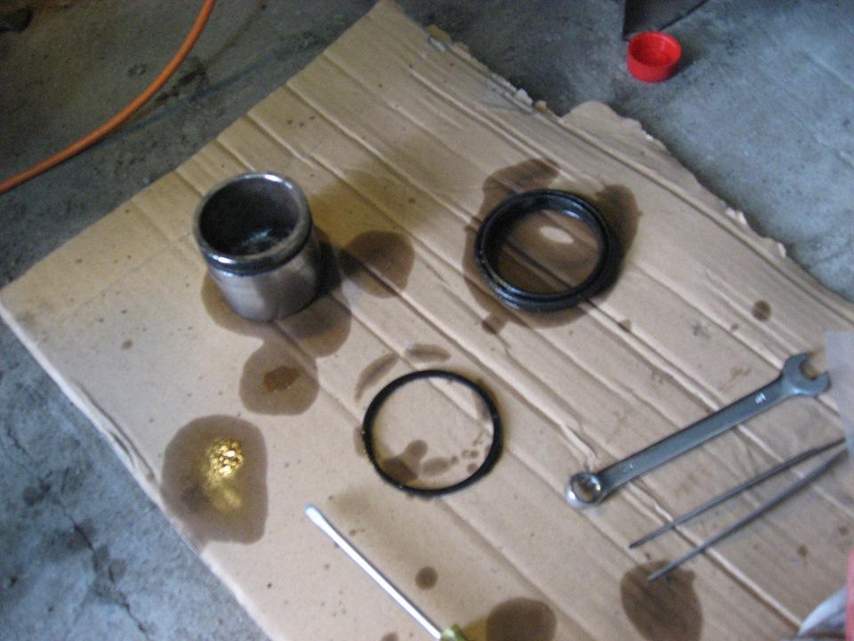 Переборка суппорта киа церато 2 Замена эластичной муфты кардана мазда 6