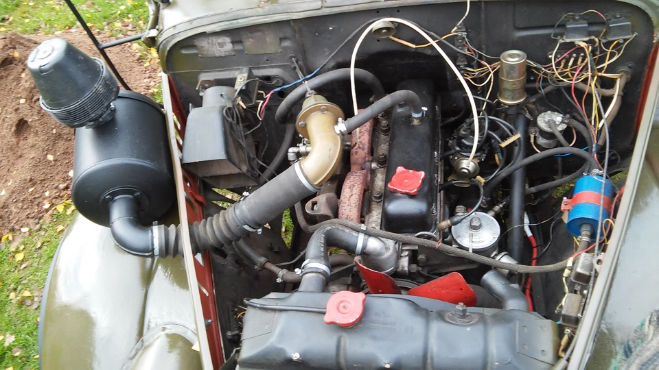 шноркель своими руками - бортжурнал ГАЗ 69А 1967 года на DRIVE2