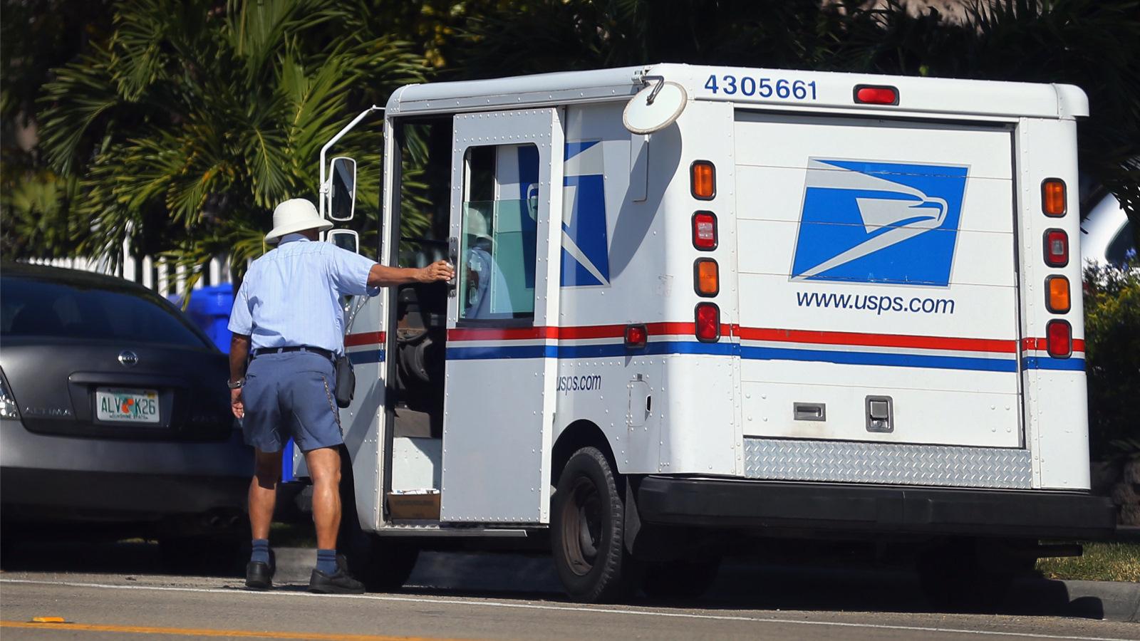 Grumman LLV – почтовый фургон, рассчитанный на 30-летнюю службу в