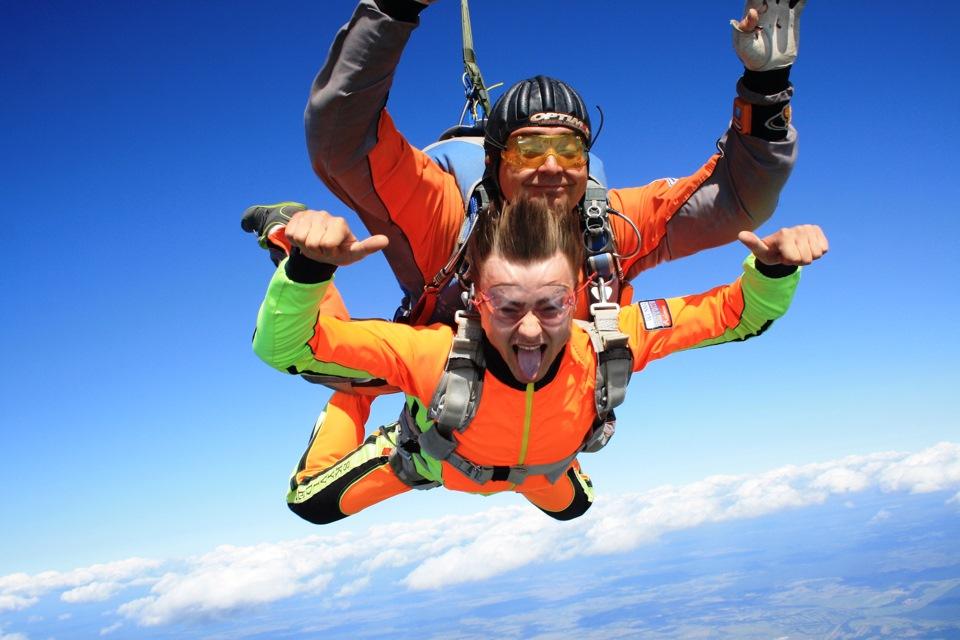 фото поздравления для парашутиста когда смартфон