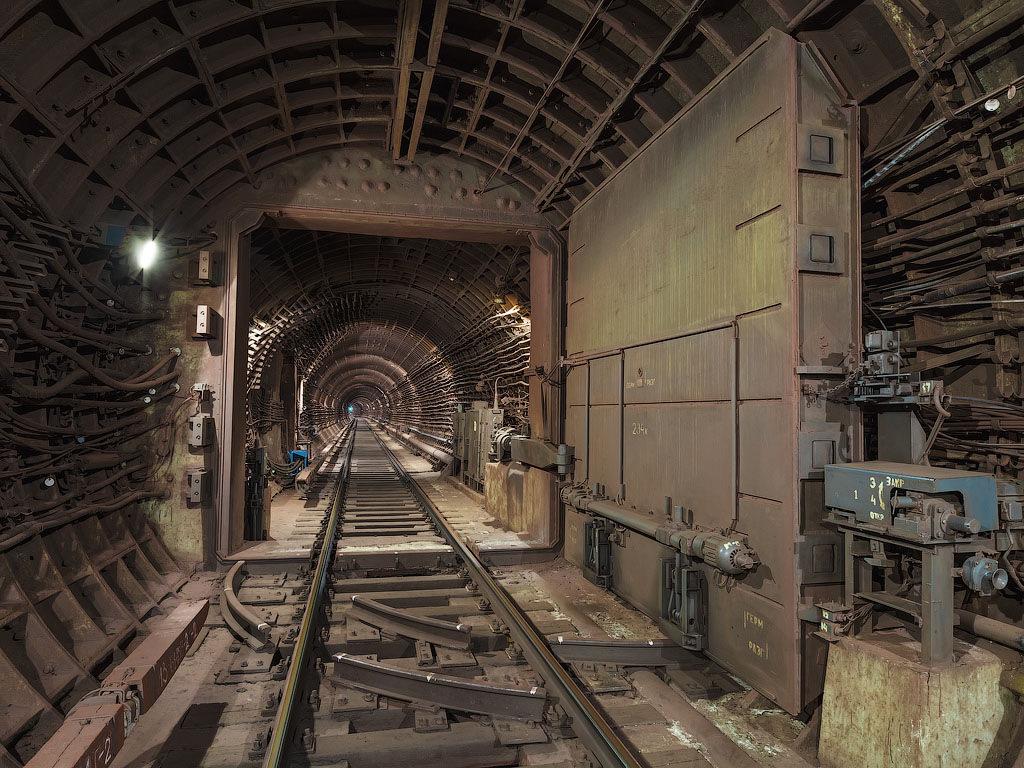 снасть фото туннелей метро москвы был записан этот