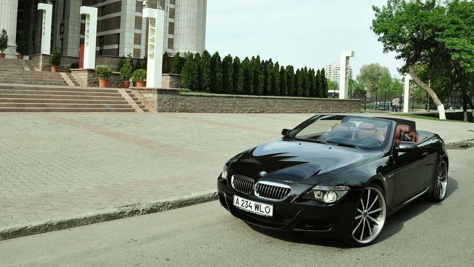 bmw 6 series convertible 2006 review