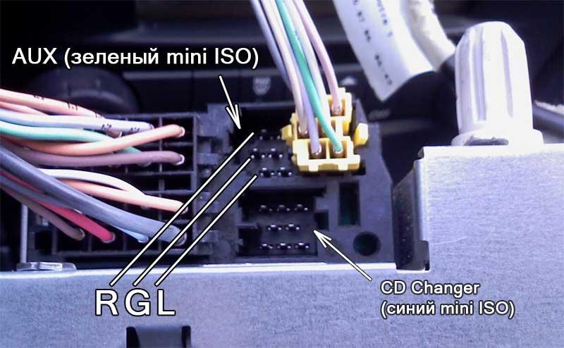 Как сделать аукс кабель