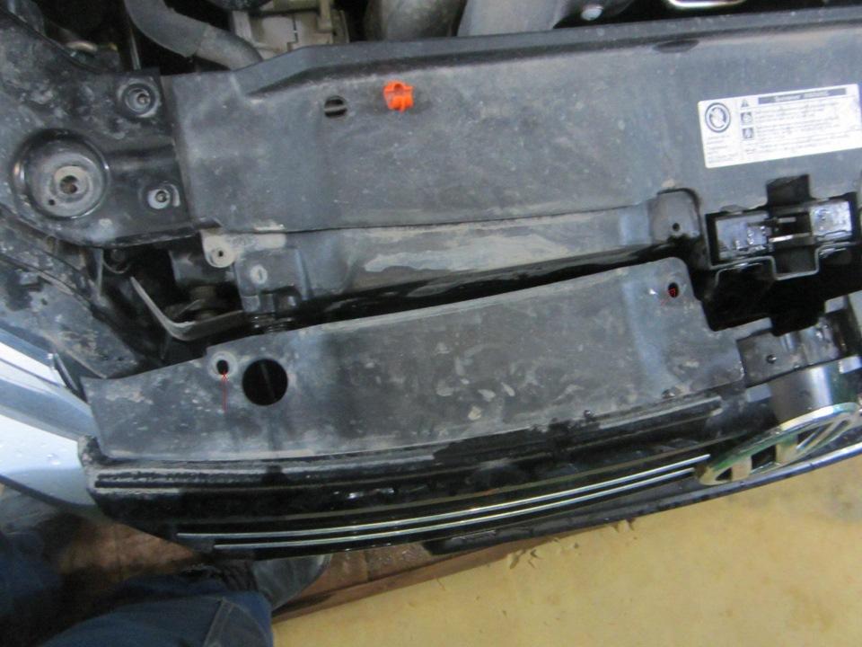 Замена радиатора джетта 6 Замена рулевой рейки вольво хс70 2012г