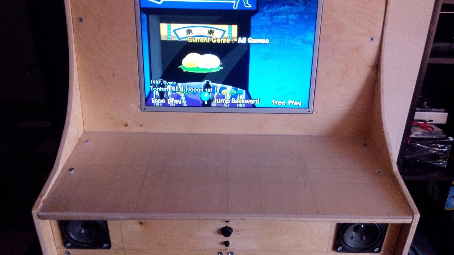 игровой автомат своими руками