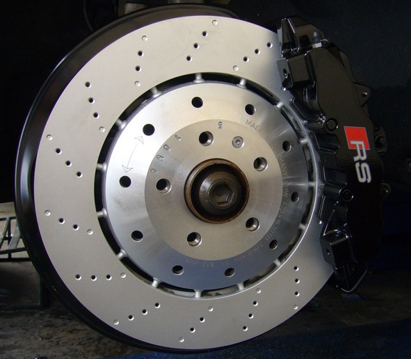 Which Brake Discs For The Gallardo ( R8 / Rs6 / OEM