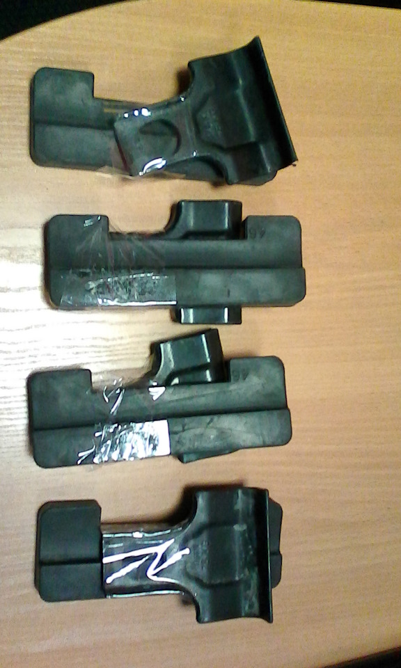 Установочный комплект для багажника Thule 1630 - фото 7