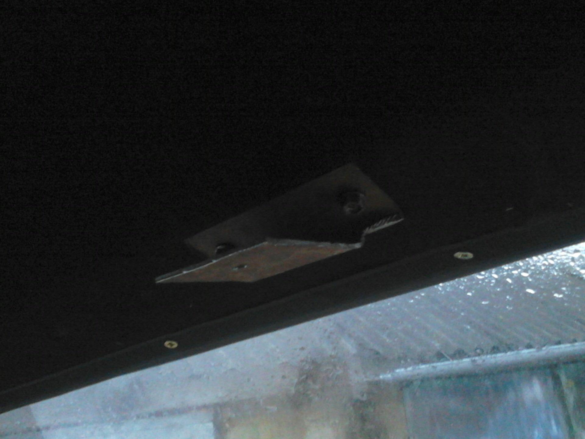 Полка над лобовым стеклом своими руками фото 779