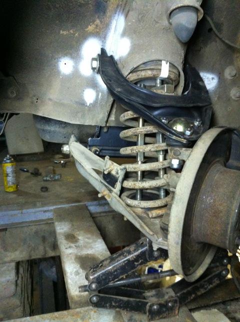 Ремонт рулевого, 3D развал.