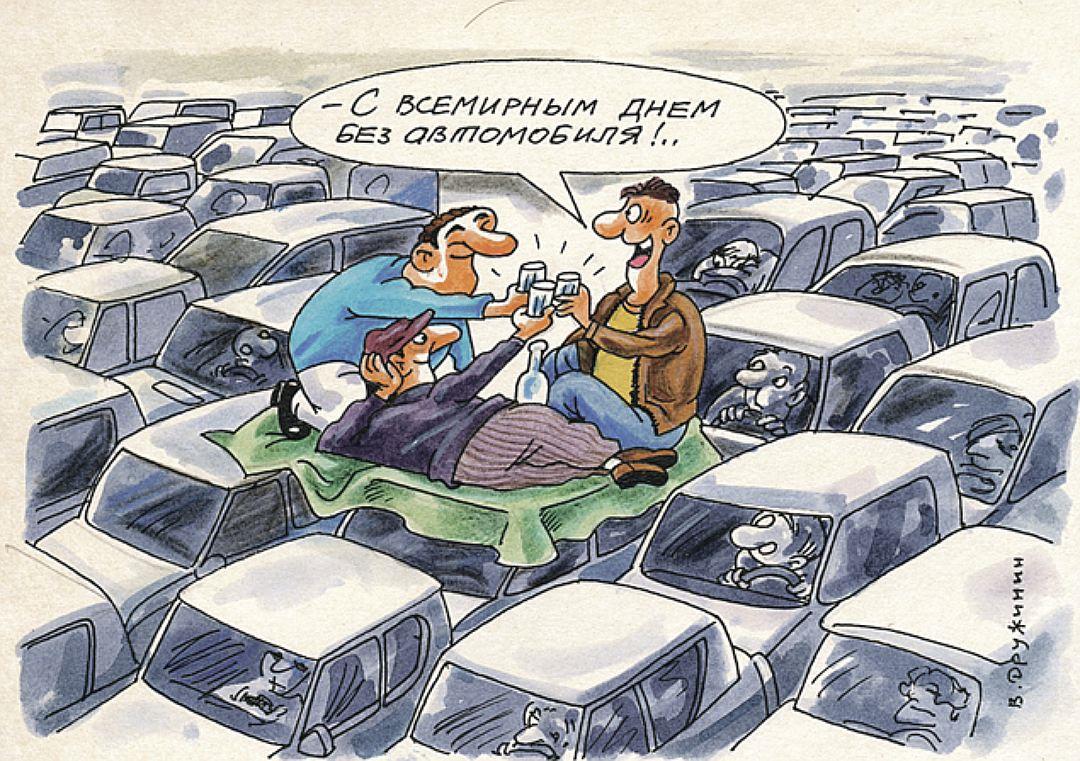 Анекдоты про машины, автомобили, автомобилистов