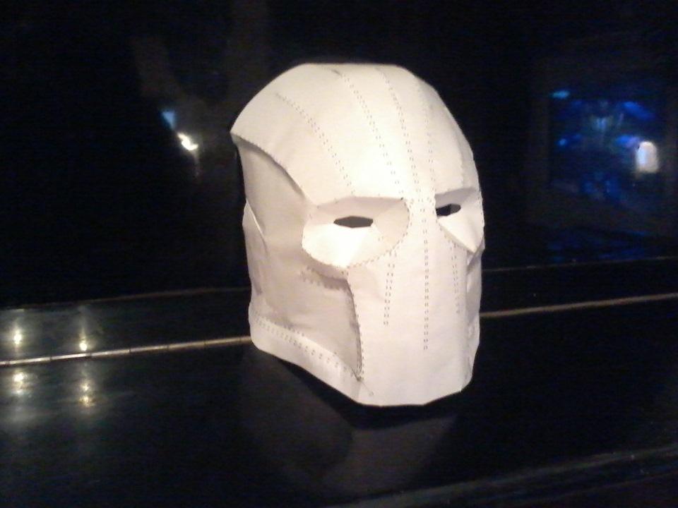 Сделать маску для страйкбола