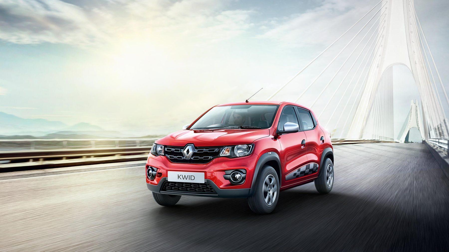 новый почти кроссовер Renault Kwid всего за 248 000 рублей Drive2