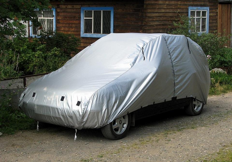 Чехол на кузов авто