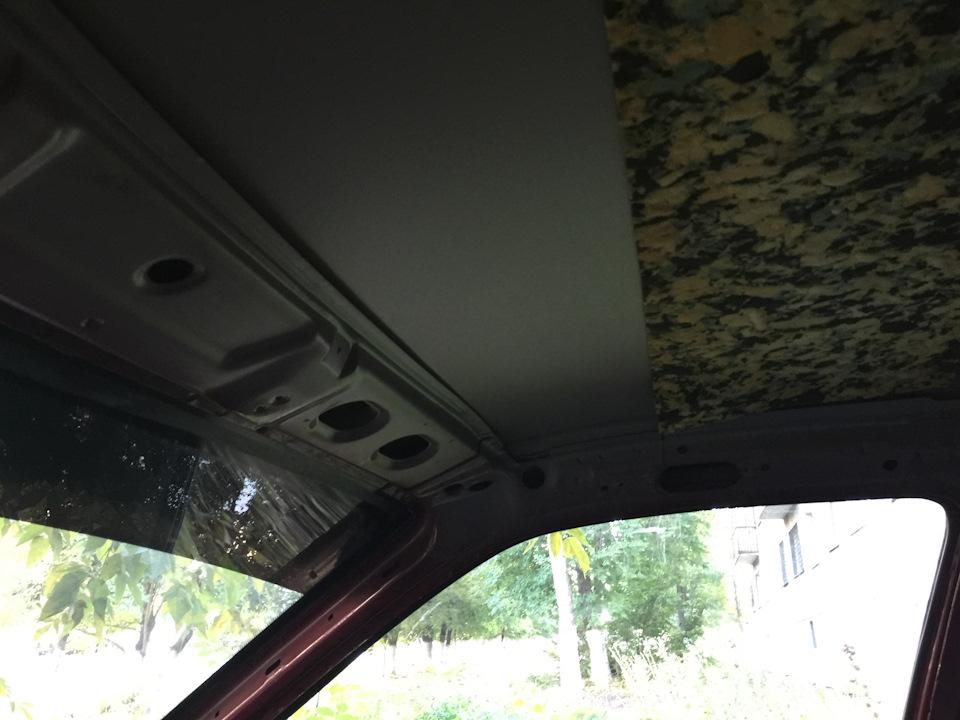 5baacees 960 - Чем можно покрасить потолок в машине