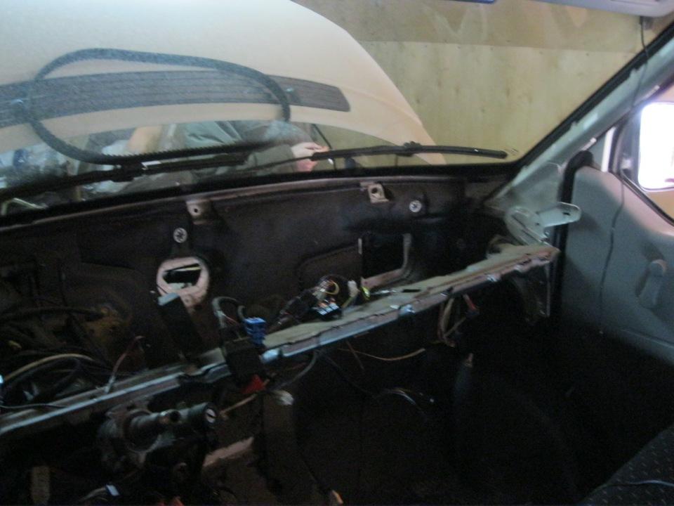 т5 транспортер ремонт печки