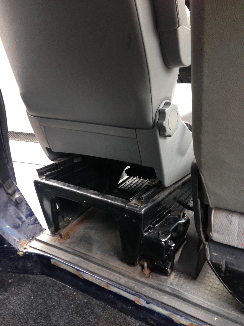 Как снять сиденье транспортер т5 оао бирский элеватор