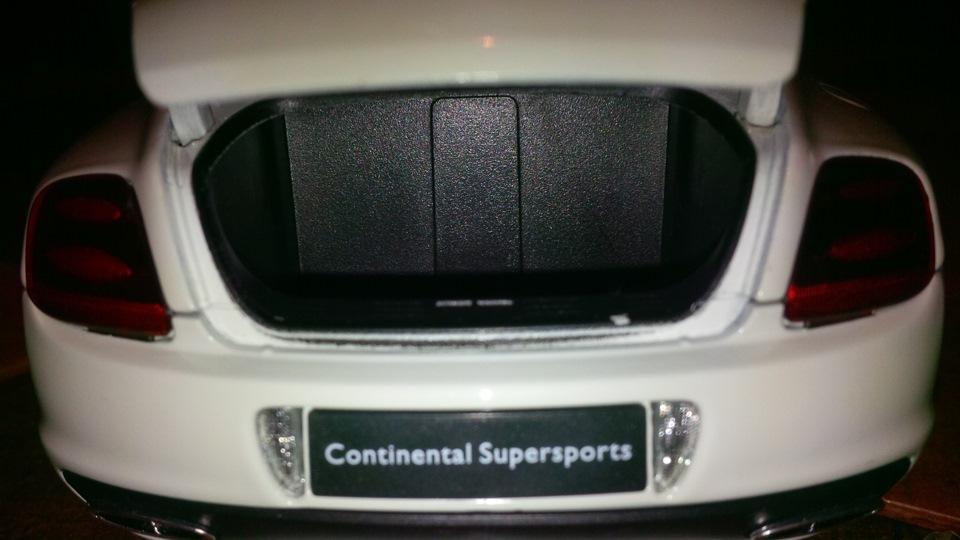 крышка багажника бентли континенталь каталожный номер