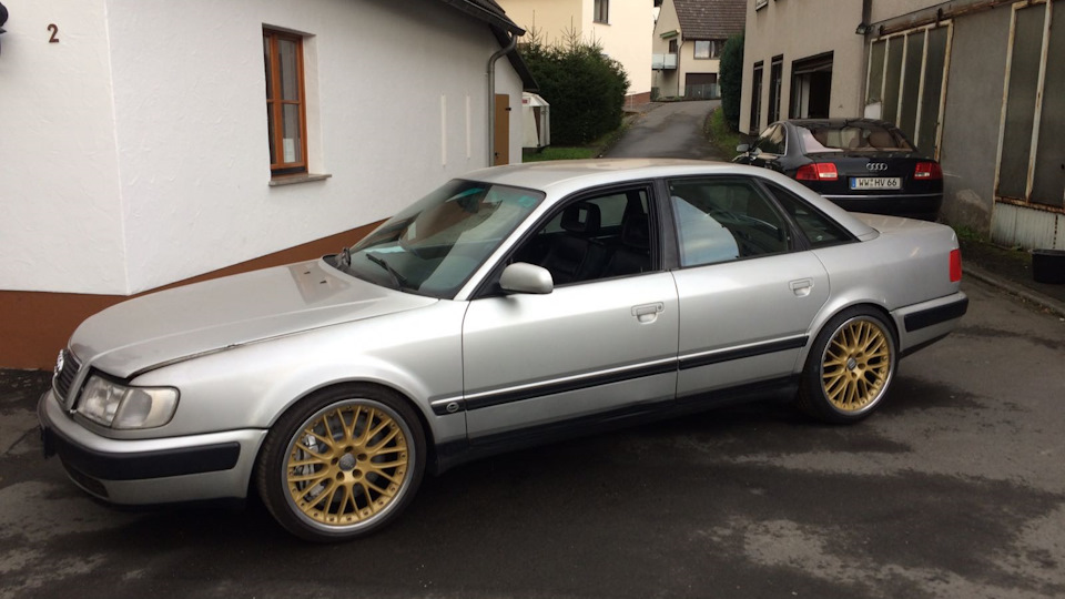 Audi S4 C4 S4 Turbo Drive2