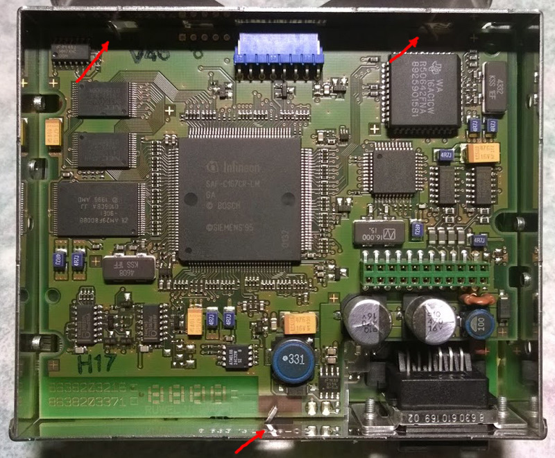RDS-TMC ремонт
