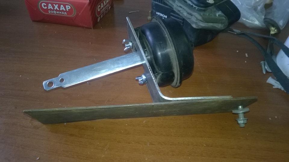 Как отремонтировать вакумник печки на дэу нексии