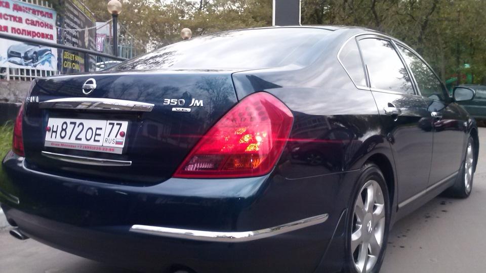 Nissan Teana 3,5 | DRIVE2