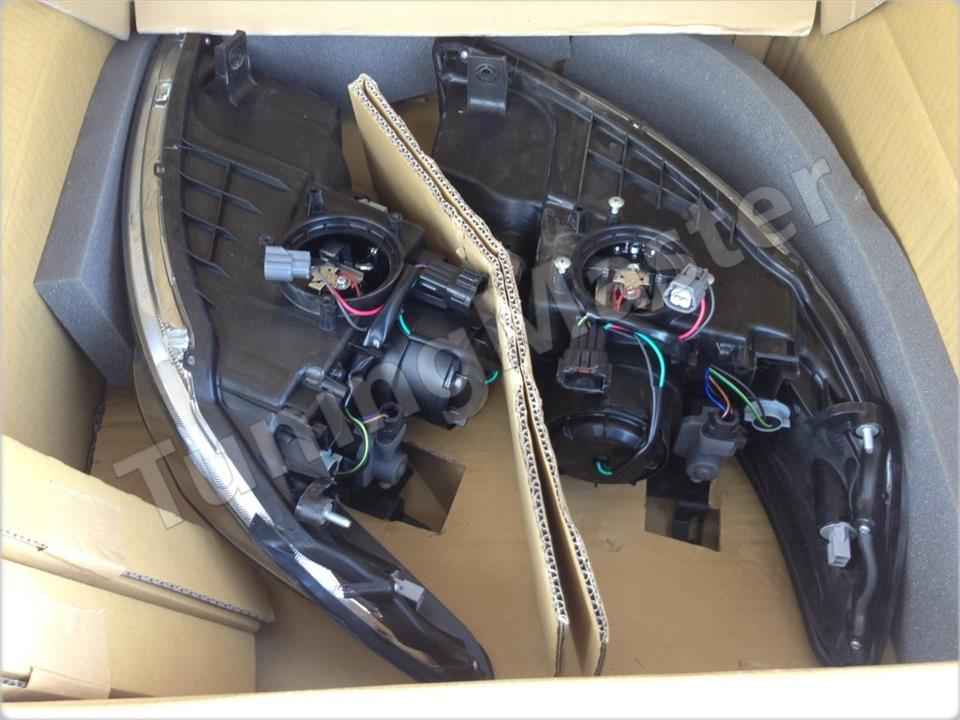 Замена заднего блок-фанаря fx 35 Регулировка троса ручного тормоза е70