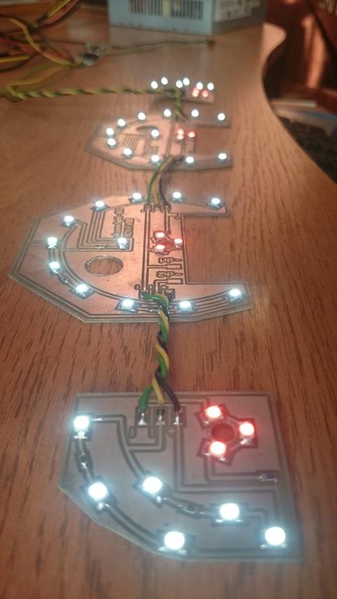Как сделать диодную подсветку панели приборов на ваз 2114 - NicosPizza.Ru