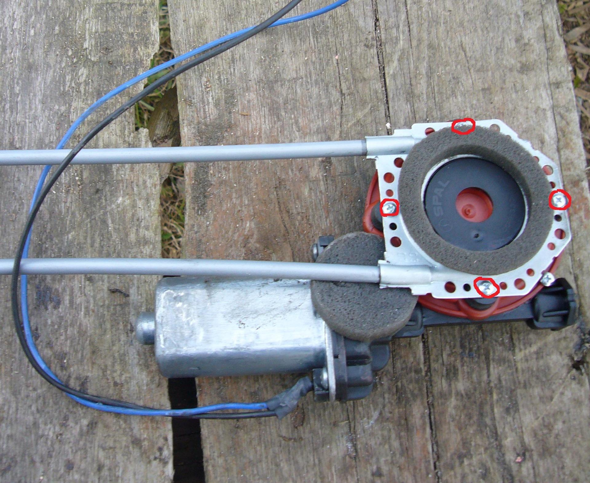 Установка электростеклоподъёмников своими руками