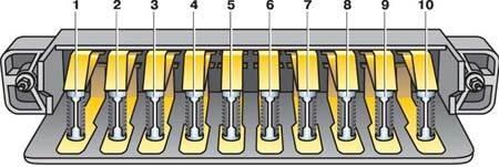 Электрическая схема генератор г-427 характеристики